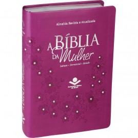 A Bíblia da Mulher | Almeida Revista e Atualizada