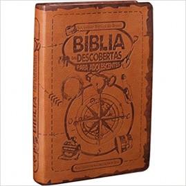 Bíblia das Descobertas para Adolescentes | Edição Luxo