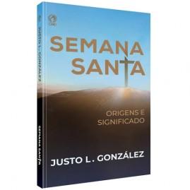 Semana Santa   Justo L. Gonzales