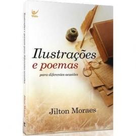 Ilustrações e Poemas | Jilton Moraes