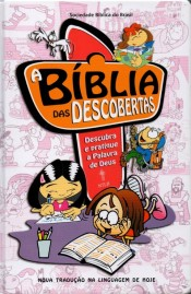 Bíblia das Descobertas para Adolescentes | Edição Rosa