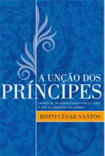 Livro - A Unção dos Príncipes