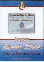 DVD - A Visitação do Poder de Deus - Cruzada Benny Hinn em São Paulo