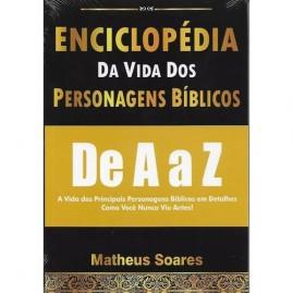 Enciclopédia Da Vida Dos Personagens Biblicos De A Z